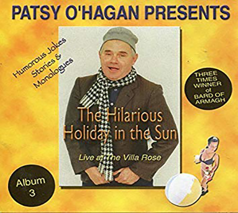 Patsy O'Hagan