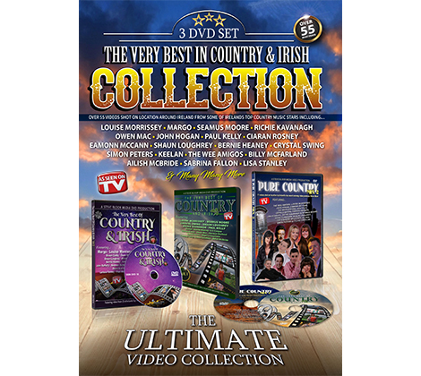 Various Artists dvds