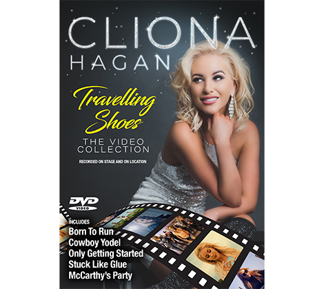 Cliona Hagan DVD's