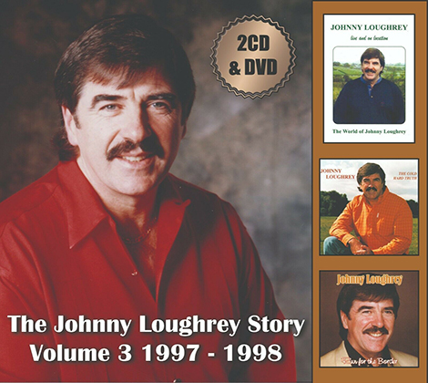 Johnny Loughrey DVD's
