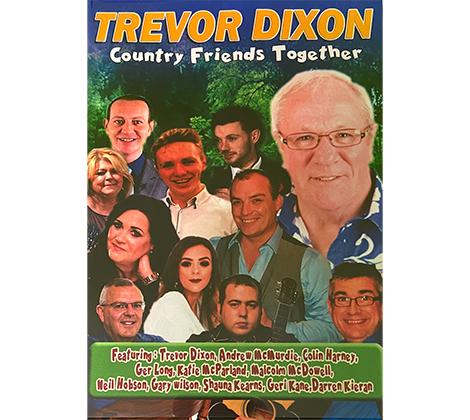 Trevor Dixon DVD's
