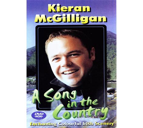 Kieran McGilligan dvd