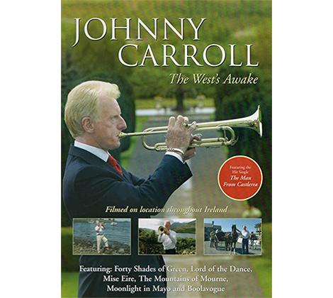 Johnny Carroll DVD's