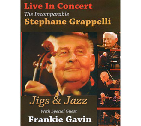 Stephane Grappelli dvd