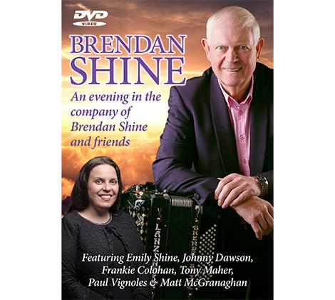 Brendan Shine DVDS