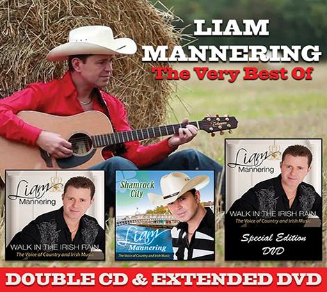 Liam Mannering dvd