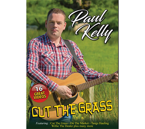 Paul Kelly dvds