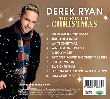 The Road To Christmas  2020 Derek Ryan   The Road To Christmas