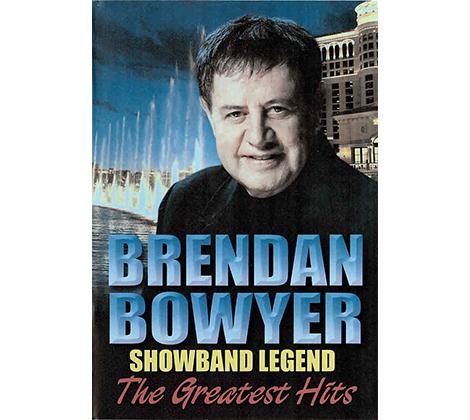 Brendan Bowyer DVD's