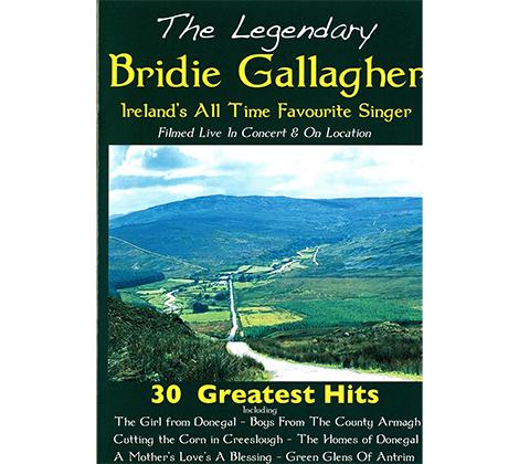 Bridie Gallagher DVD's