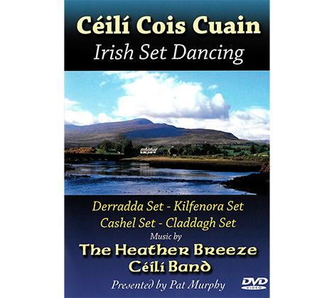 Heather Breeze Ceili Band DVD's