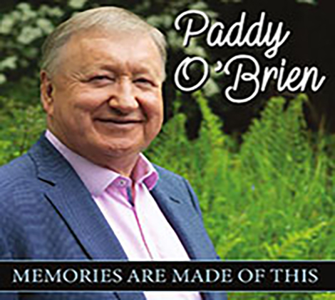 Paddy O'Brien