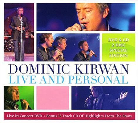 Dominic Kirwan dvds