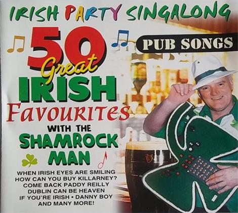 The Shamrock Man